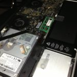 MacBook Pro(early 2011)のSSD換装