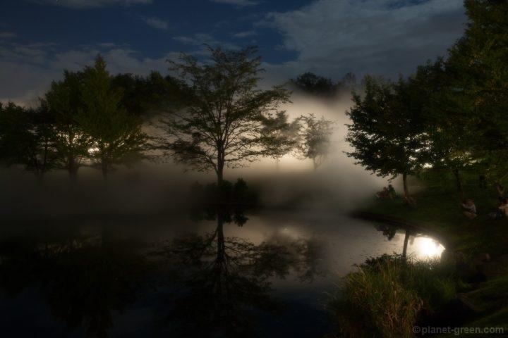 中谷芙二子 霧の彫刻 FOGSCAPE#47412