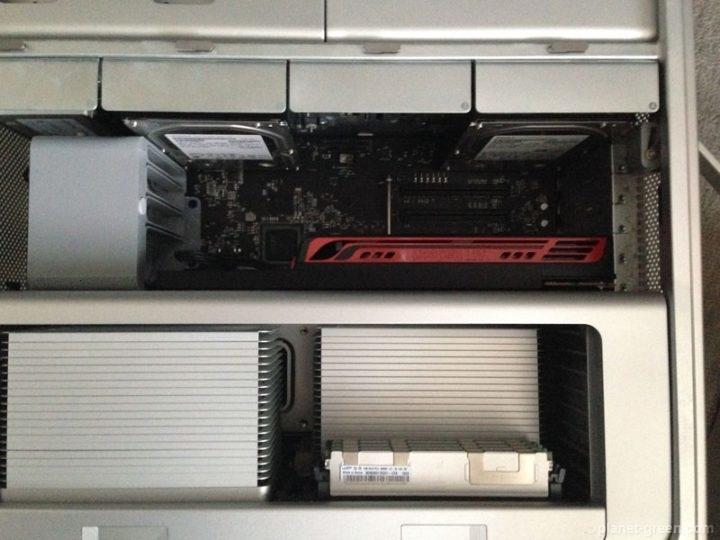 MacPRO2010の純正 ATI Radeon HD 5770