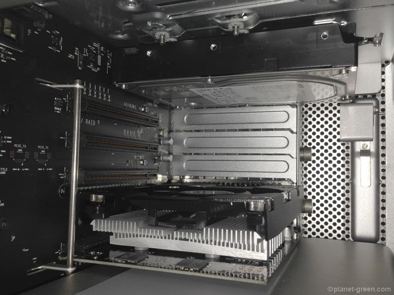 MacPro2010 + GeForce GTX 750 Ti