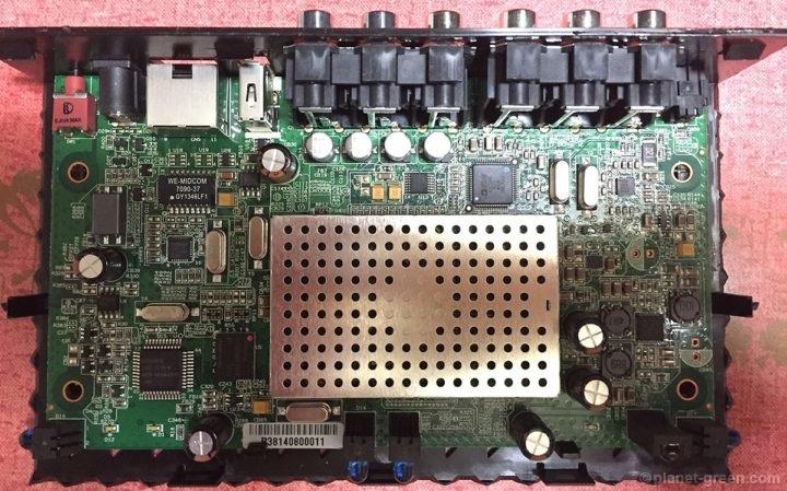 disassemble Sling Media SLINGBOX 350