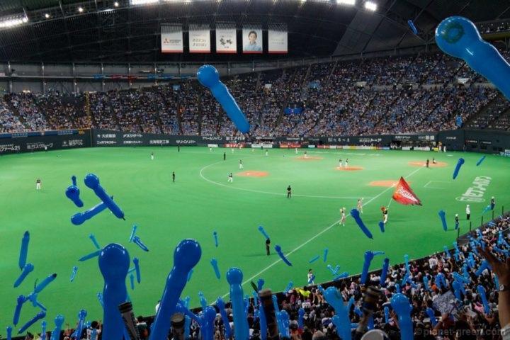 2016/10/12 クライマックスシリーズ ファイナルステージ 北海道日本ハム 対 福岡ソフトバンクホークス 第一戦