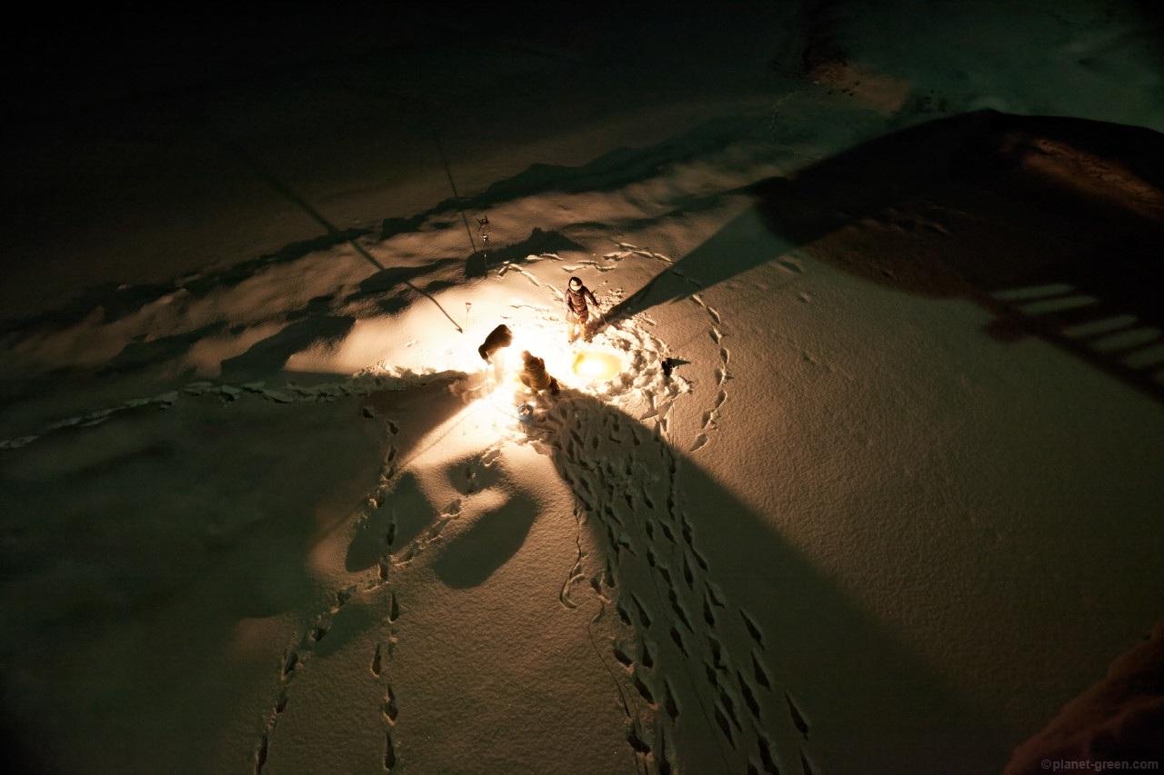 札幌国際芸術祭2017 梅田哲也/さわひらき フィールド・アクション@モエレ沼公園