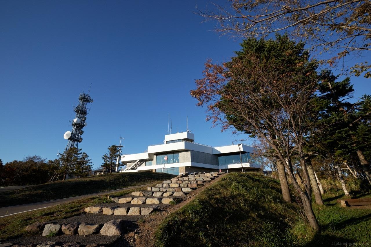 札幌市 藻岩山 山頂駅