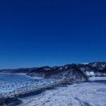 三弦橋 北海道夕張市のシューパロ湖
