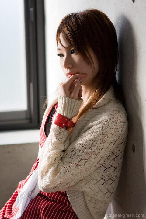 友希広美さんのポートレート