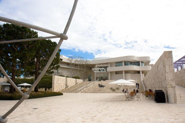 ロサンゼルス・ゲティセンター美術館