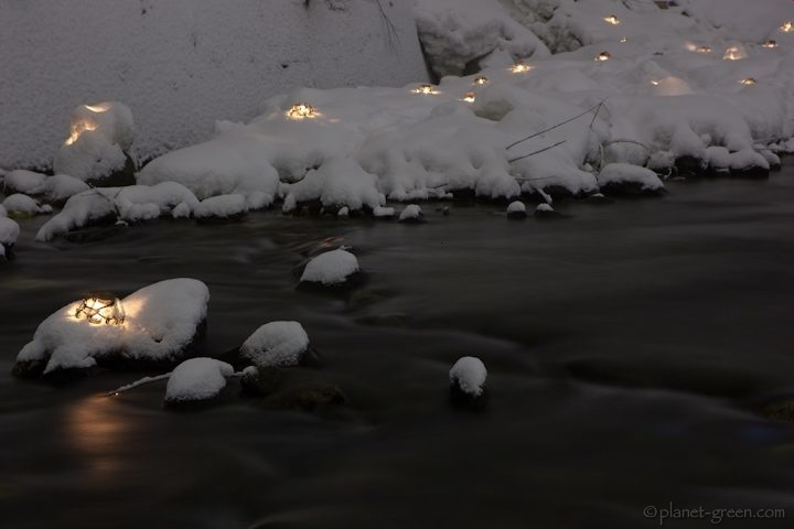 小樽・雪あかりの路