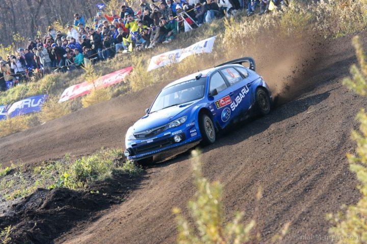 スバル・インプレッサ | WRC JAPAN 2008