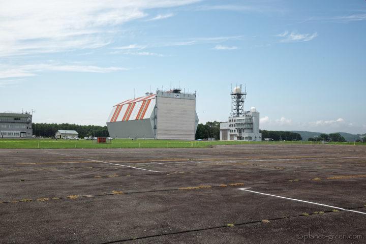 大樹町多目的航空公園 JAXA施設